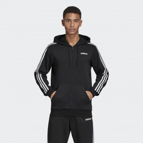 Толстовка мужская adidas  Essentials 3-Stripes DQ3101