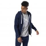 Худи мужская reebok Classics Fleece Full-Zip DT8128