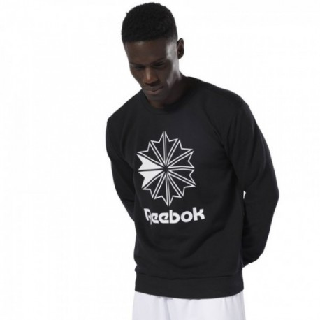 Джемпер мужской reebok AC FT BIG STARCREST CREW DT8132