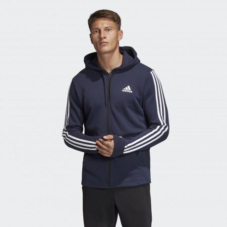 Толстовка мужская adidas Must Haves 3-Stripes DT9895