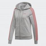 Толстовка женская Adidas Essentials 3-Stripes EI0774