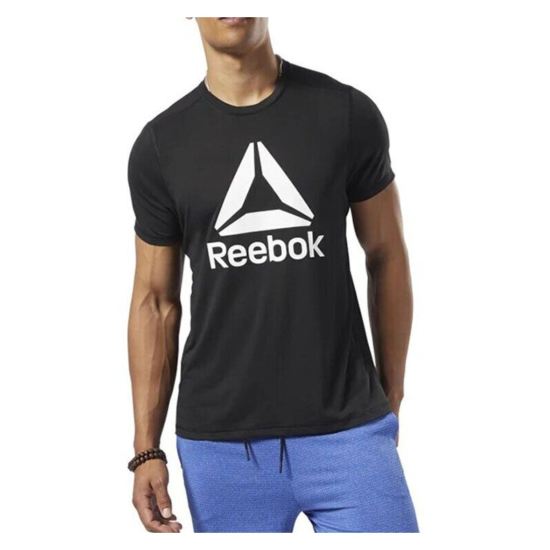 Футболка мужская Reebok Workout Ready Supremium Tee EC0877