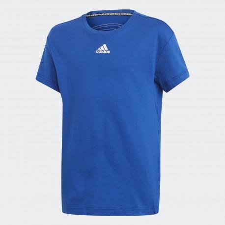 Футболка детская adidas Must Haves 3-Stripes ED6487