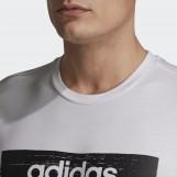 Футболка мужская adidas Brush-Stroke Graphic EI4587