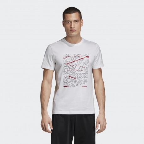 Футболка мужская adidas M BG GRFX T EI4589