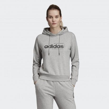 Худи женская adidas Brilliant Basics EI4631