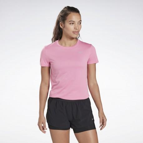 Футболка женская Reebok Running Essentials FK6518