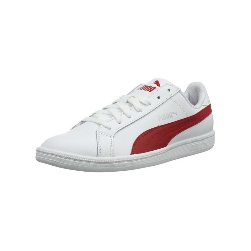 Кроссовки мужские  Puma Smash L Couro Branco 35672223