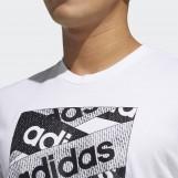 Футболка  мужская adidas Logo Laces FM6064