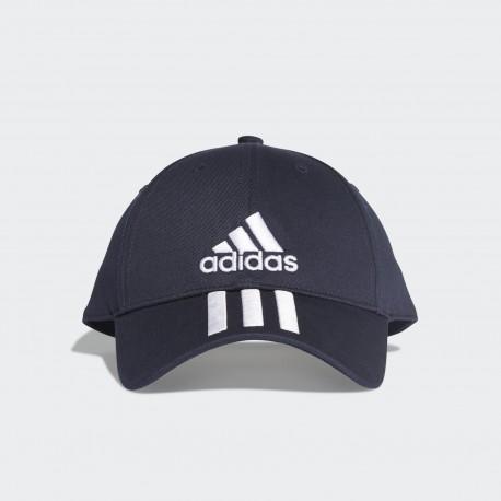 Кепка Adidas  Six-Panel Classic 3-Stripes DU0198