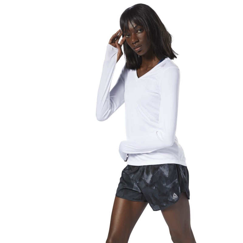 Футболка женская Reebok Running Essentials D78719