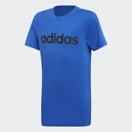 Футболка детская Adidas  Essentials Linear DJ1767