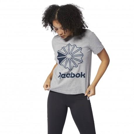 Футболка женская Reebok Classics Big Logo Graphic DT7221