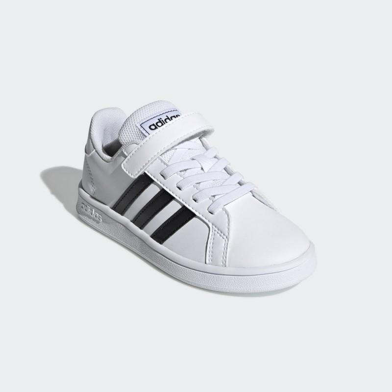 Кроссовки детские Adidas Grand Court EF0109