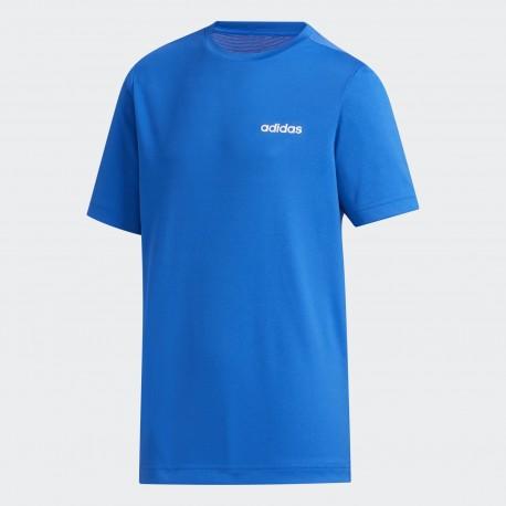 Футболка детская Adidas Training Plain FM0758
