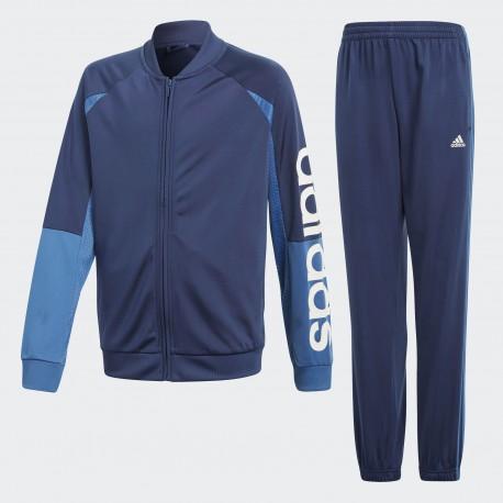 Спортивный костюм детский Adidas Linear K CF7354
