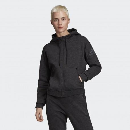 Толстовка женская Adidas  ID Mélange FI4089