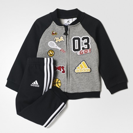 Спортивный костюм детский Adidas Fun Jogger Set K CE9729