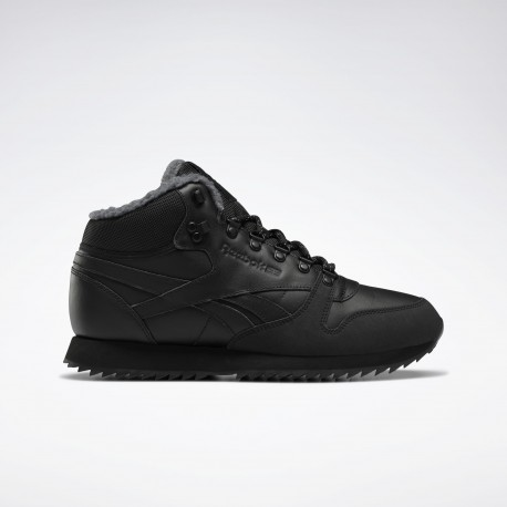 Кроссовки мужские  Reebok Classic Leather Mid Ripple FU9129