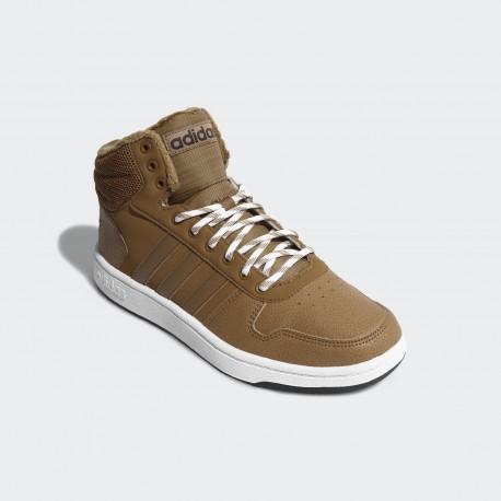 Кроссовки мужские Adidas  Hoops 2.0 Mid CG7114