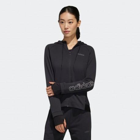 Толстовка женская Adidas  Fast and Confident FM4372