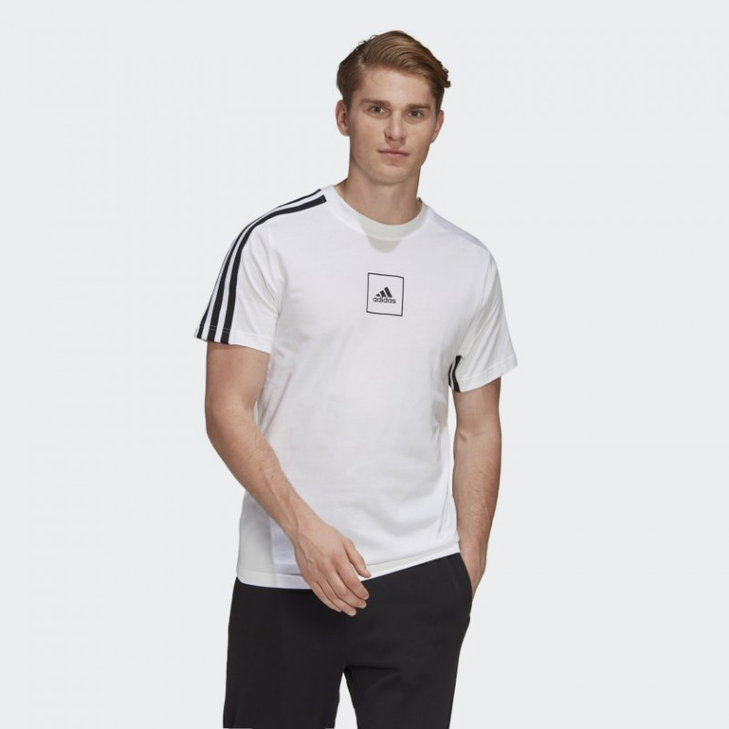 Футболка мужская Adidas 3-STRIPES TEE FL3605