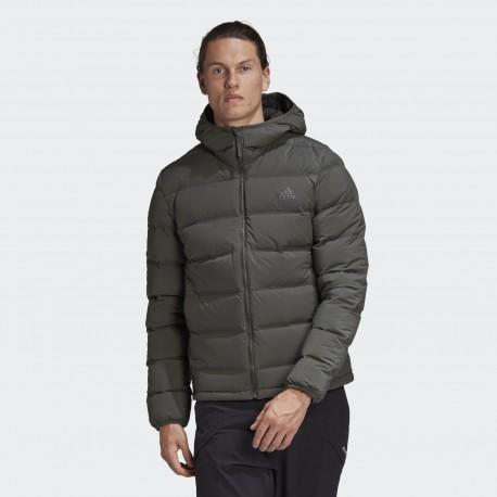 Пуховик мужской Adidas HELIONIC FT2520