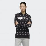 Толстовка женская  Adidas FAVORITES HOODIE FN0942
