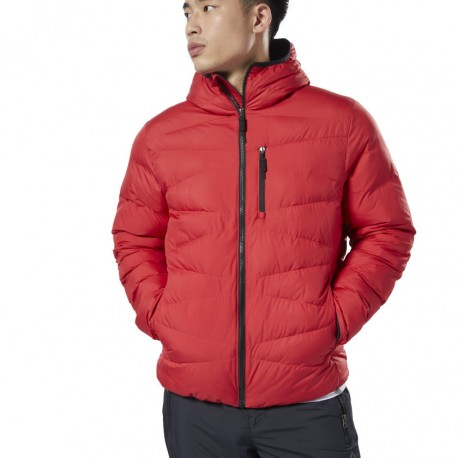 Пуховик мужской Reebok  OUTERWEAR SYNTHETIC DX2420
