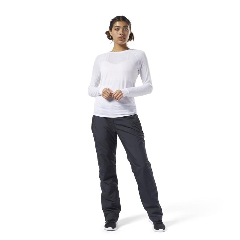 Брюки женские Reebok  Outerwear Fleece Land DX2418
