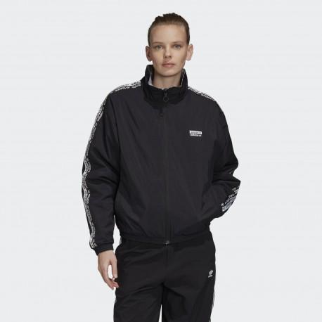 Двухсторонняя куртка женская  Adidas Originals Reversible Jacket  FQ2411