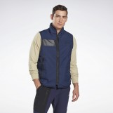 Жилетка мужская Reebok  Outerwear Core Sherpa Woven FU1675