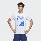 Футболка мужская Adidas COLORBLOCK FM6257