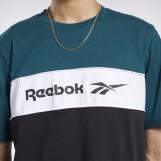 Футболка мужская Reebok  Classics Linear FN2953