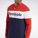 Свитшот мужской Reebok  Training Essentials Fleece Crew FS8473