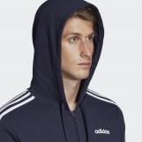 Толстовка мужская Adidas ESSENTIALS 3-STRIPES DU0471