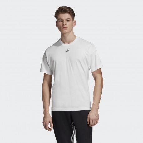 Футболка мужская  Adidas Must Haves 3 - Stripes DX7656