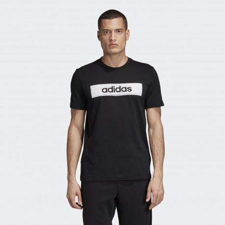 Футболка мужская Adidas BRUSH-STROKE GRAPHIC EI4593
