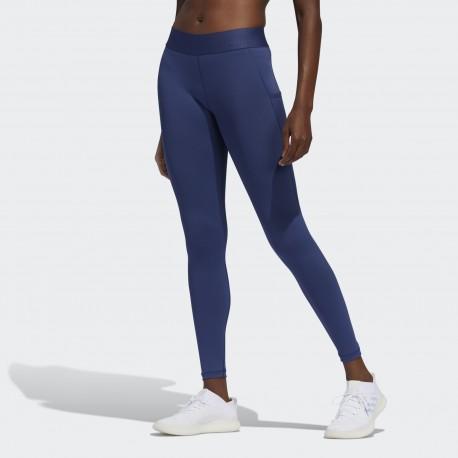 Леггинсы женские Adidas  ALPHASKIN LONG FJ7224