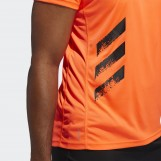 Футболка мужская  Adidas Run It 3 Stripes PB FR8378