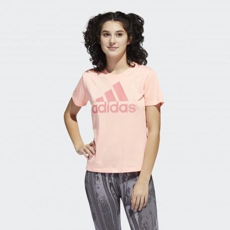 Футболка женская  Adidas Badge of Sport GK0314