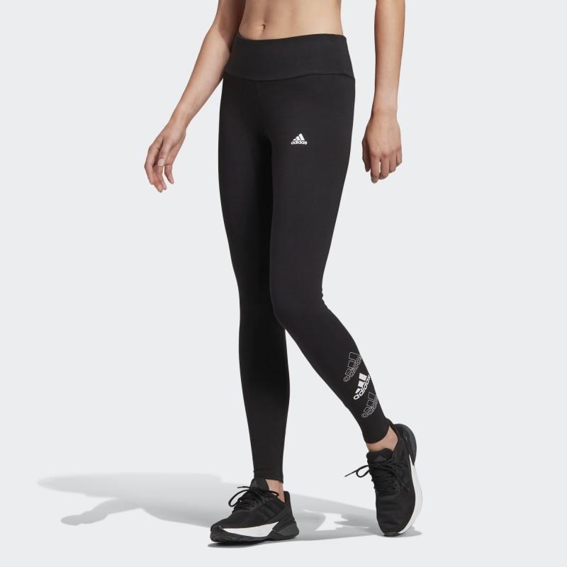 Леггинсы женские Adidas ESSENTIALS  LOGO GL1396