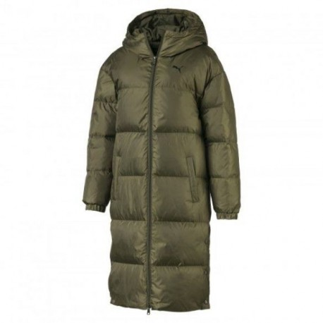 Пуховик женский Puma Longline Down Jacket 84361402