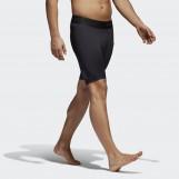 Укороченные леггинсы Adidas Alphaskin Sport Short Tights CF7299