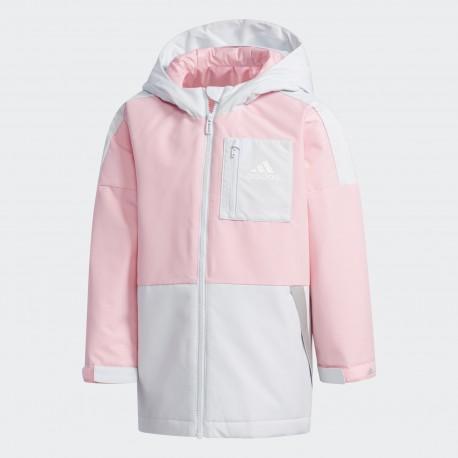 Куртка детская Adidas Colorblock  EH4152