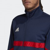Олимпийка мужская  Adidas Tan Tape Clubhouse FM0883