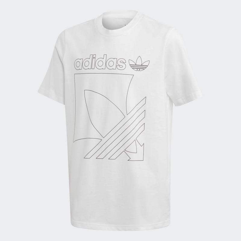 Футболка детская  Adidas Originals Badge  GD2754