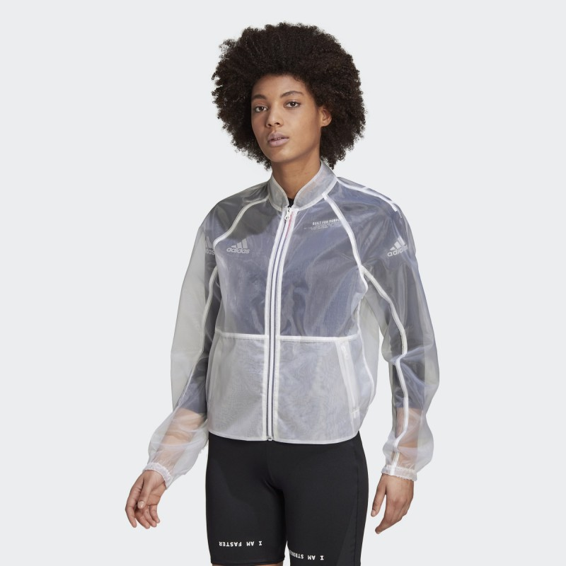 Куртка - бомбер женская Adidas Transparent VRCT Jacket GE5462