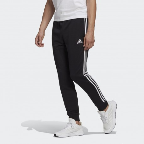 Брюки мужские  Adidas Essentials Cuff 3-Stripes GK8831