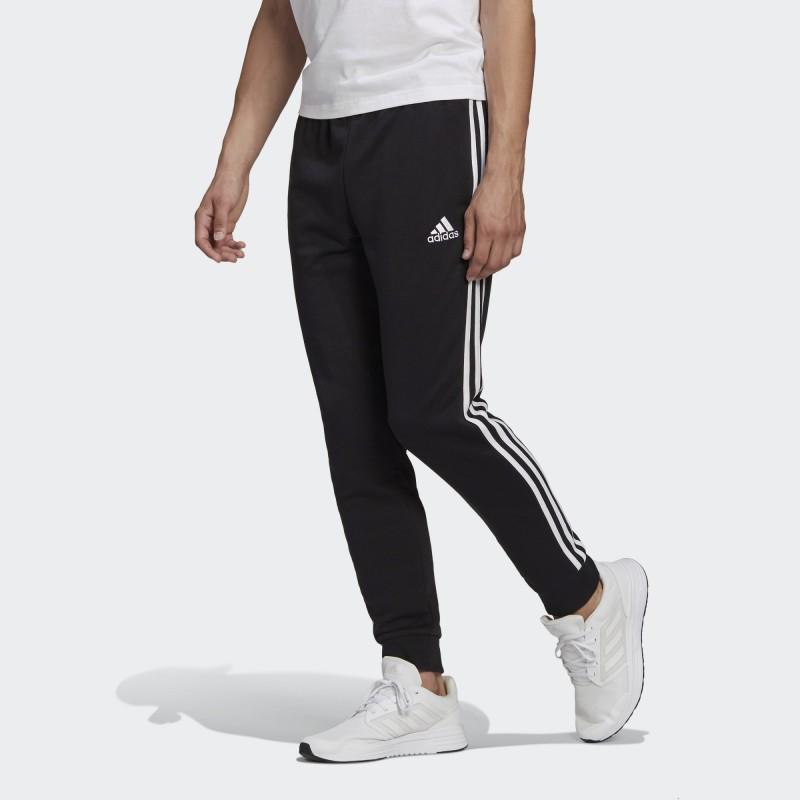 Брюки мужские  Adidas Essentials Cuff 3-Stripes GK8831